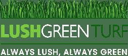 Lush green Turf Logo Coloured